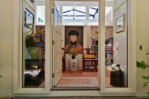F Front Door and Foyer